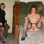 jolie maman en photo nue 165